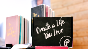 create a life you love box